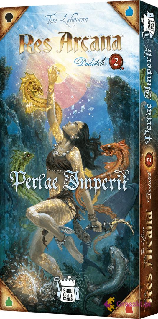 Przedsprzedaż Res Arcana: Perlae Imperii